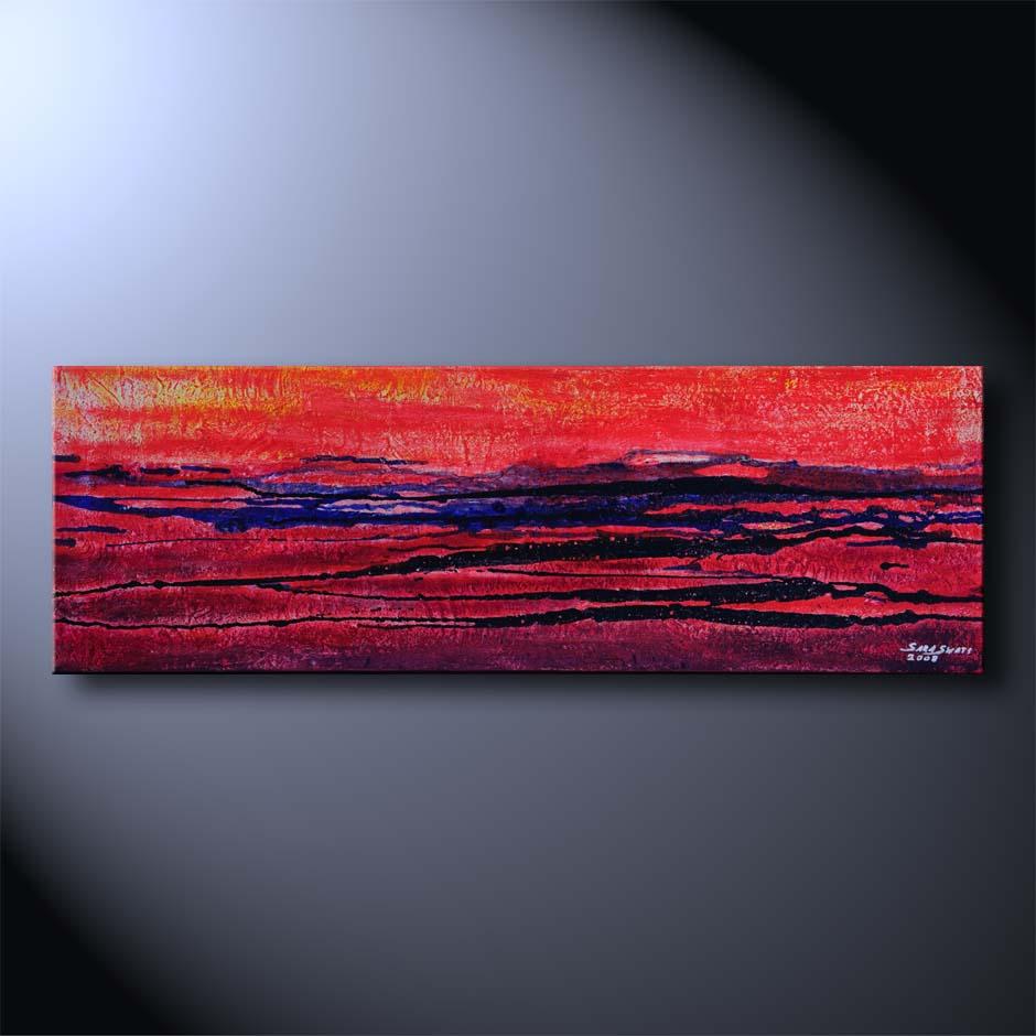 Pictures abstrakte kunst mit acryl aquarell fotografie composing u v m